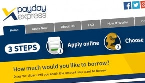 payday express customer review debt management