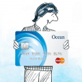 cant pay ocean credit card bill